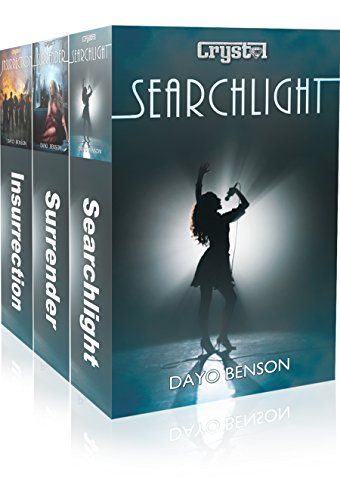 The Crystal Series Boxed Set: A Christian Romantic Thriller Series (Books 1 – 3: Searchlight, Surrender & Insurrection)