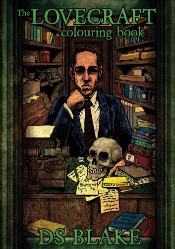 The Lovecraft Colouring Book